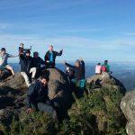 Pico dos Marins com Milton