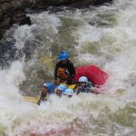 Rafting Nucleo Santa Virginia